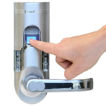 iTouchless Fingerprint Door Locks