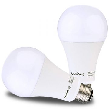 AmeriLuck 3-Way LED Light Bulbs