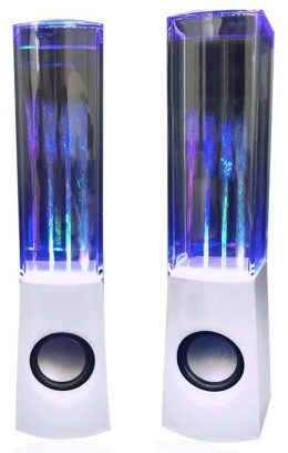 Aolyty Wireless Dancing Water Speakers