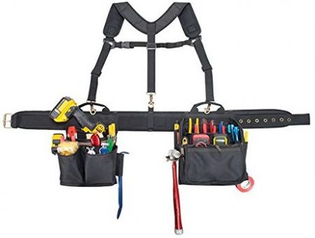 CLC Electrician Tool Bags