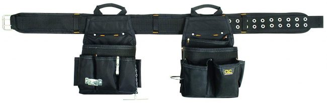 Custom Leathercraft Electrician Tool Bags