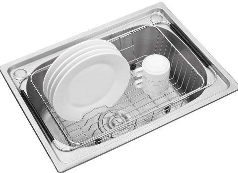 KESO HOME Stainless Dish Drying Racks