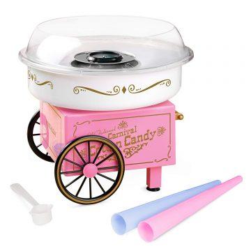 Nostalgia Cotton Candy Machines