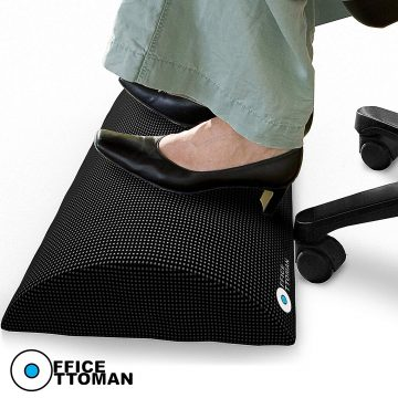 OFFICE OTTOMAN Under Desk Foot Rests