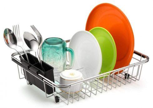 SANNO Stainless Dish Drying Racks