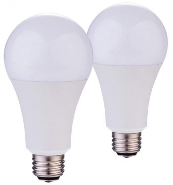 Yamao 3-Way LED Light Bulbs
