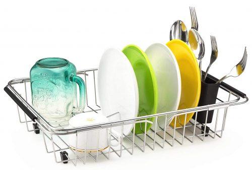 iPEGTOP Stainless Dish Drying Racks
