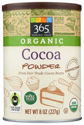 365 Everyday Cocoa Powders