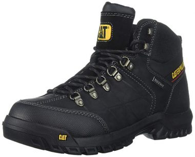 Caterpillar Waterproof Work Boots
