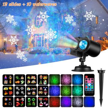 Fitfirst Christmas Projectors