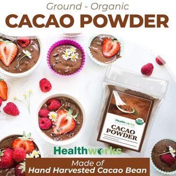 Healthworks Cocoa Powders