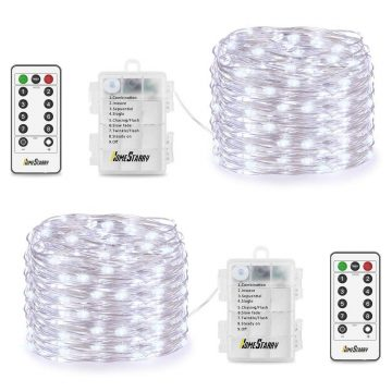 Homestarry Solar Rope lights