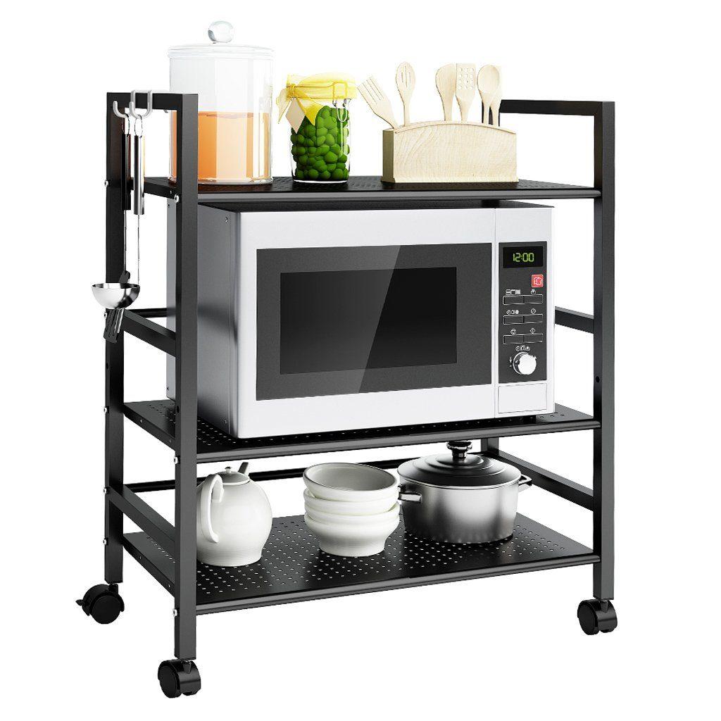 Top 10 Best Microwave Carts In 2020