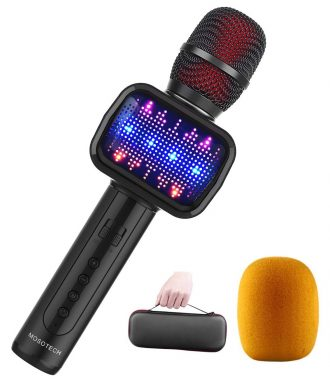 MOSOTECH Bluetooth Microphones