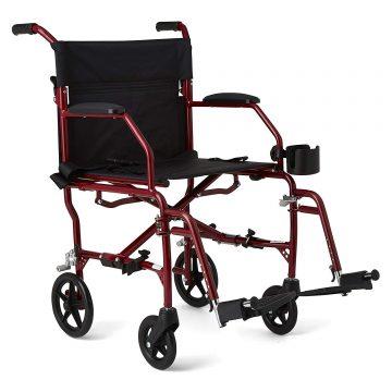 Medline Lightweight Wheelchairs