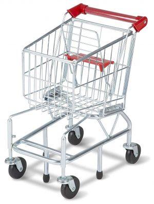 Melissa & Doug Kids Shopping Carts