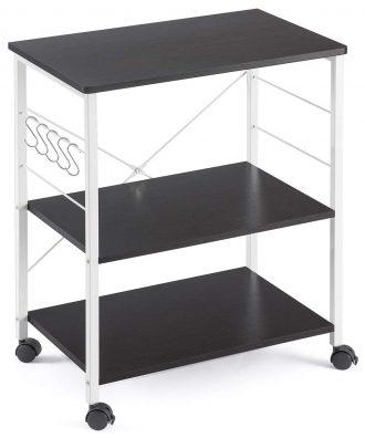 Mr IRONSTONE Microwave Carts