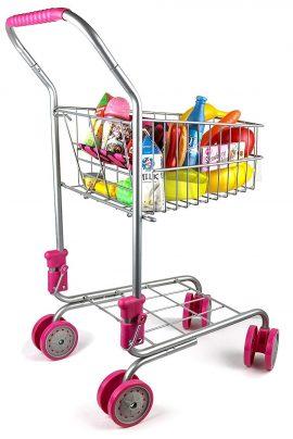 Precious Toys Kids Shopping Carts