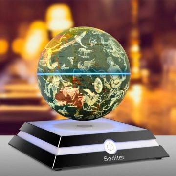 Soditer Floating Globes