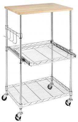 Whitmor Microwave Carts
