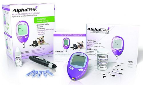 AlphaTRAK Diabetes Testing Kits