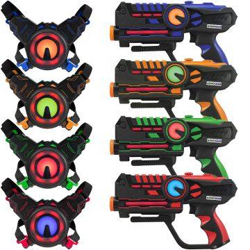 ArmoGear Laser Tag Guns