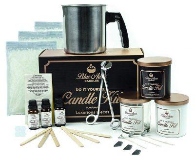 Blue Aurra Candle Making Kits