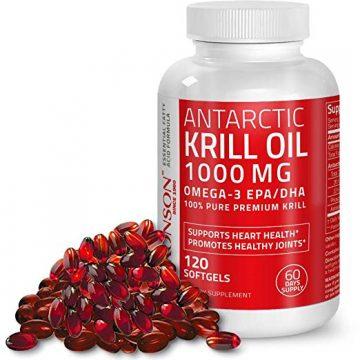 Bronson Krill Oils