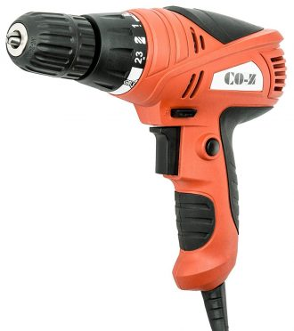 CO-Z Corded Drills