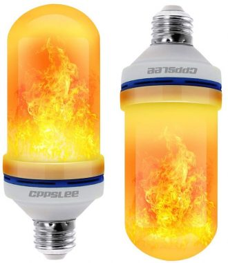 CPPSLEE LED Flame Bulbs