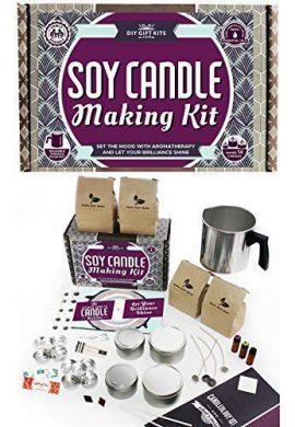 DIY Gift Kits Candle Making Kits