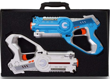 DYNASTY TOYS Laser Tag Guns