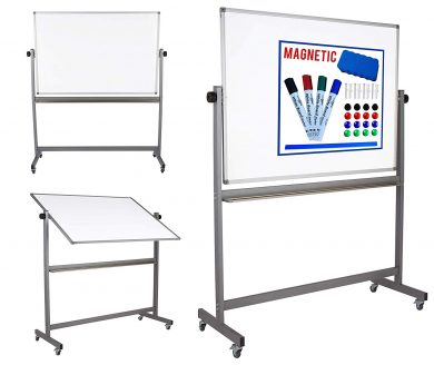 Dapper Display Glass Whiteboards