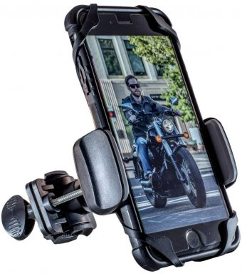 Dogo Motorcycle Cell Phone Mounts