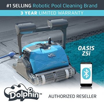 Dolphin Robotic Pool Cleaners