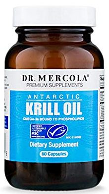 Dr. Mercola Krill Oils