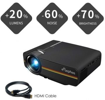 ELEPHAS Projectors Under 200