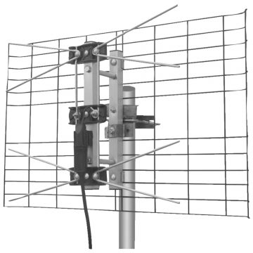 Eagle Aspen Long Range Outdoor HDTV Antennas