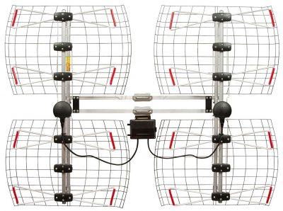 Element Bowtie Long Range Outdoor HDTV Antennas