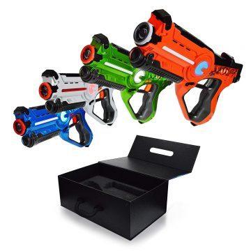 Family Games Laser Tag Guns