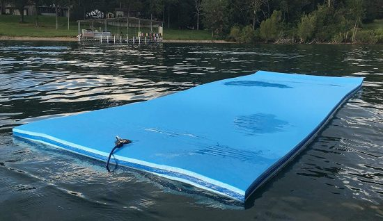 FloatDaddy Floating Water Mats