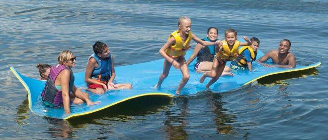 Flotation IQ Floating Water Mats