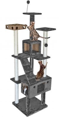 Furhaven Cat Tree for Large Cats