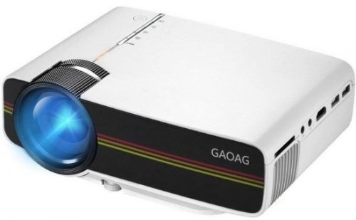GAOAG Best Projectors Under $200