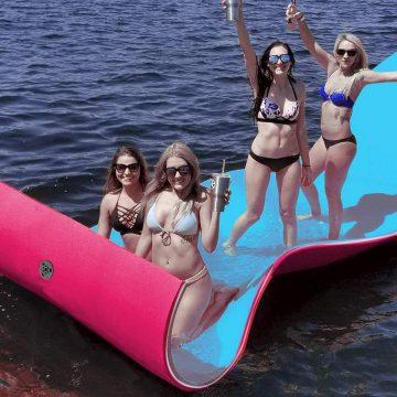 Goplus Floating Water Mats