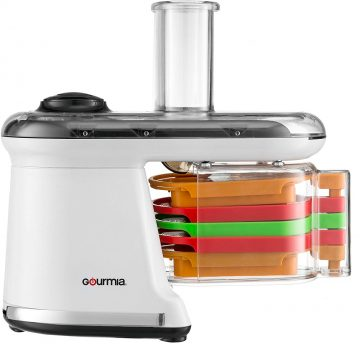Gourmia Electric Cheese Graters