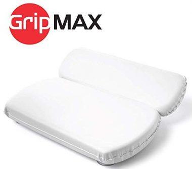 GripMAX Bath Pillows