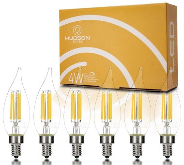 Hudson Lighting LED Flame Bulbs