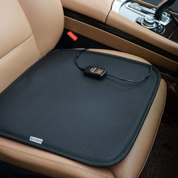 KINGLETING Heated Car Seat Cushions