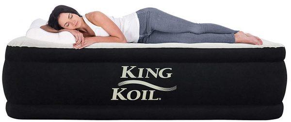 King Koil Comfortable Futons for Sleeping